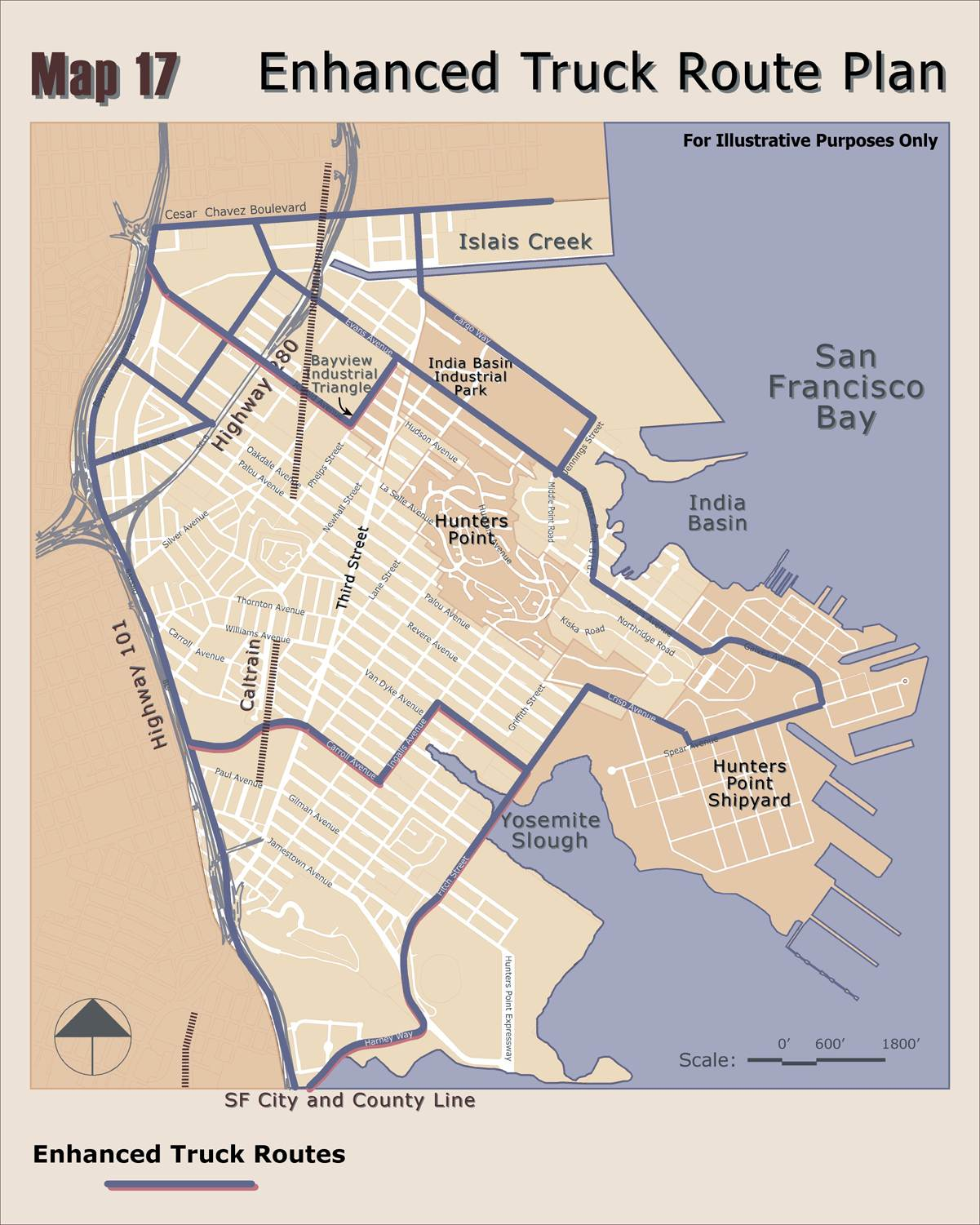 San Francisco Light Industrial Zoning: SAN FRANCISCO REDEVELOPMENT AGENCY