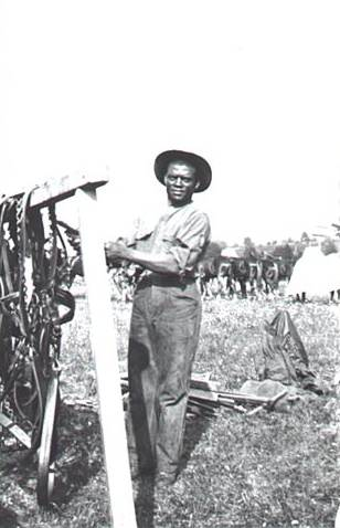the role and effects of the buffalo soldiers on the west African american buffalo soldiers played a pivotal role in the preservation of the sierra nevada west's new national park were buffalo soldiers the term.